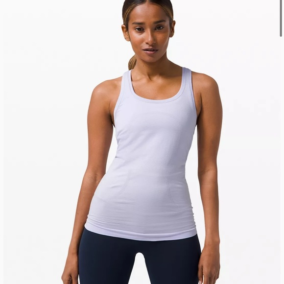 Lululemon Swiftly Tech RB 2.0 * Serene Blue